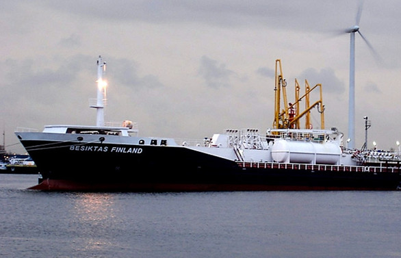Kalkavan, İsveçli Alba Tankers'e ortak oldu