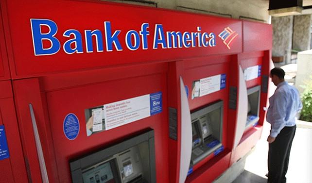 Bank of America'nın karı yüzde 52 azaldı