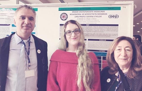 Üniversite öğrencisinin alzheimer çalışması patent başvuru aşamasına geldi