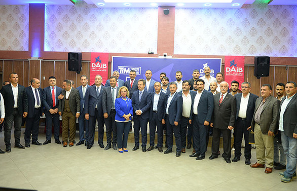 DAİB'den 6 ayda 841,9 milyon dolarlık ihracat