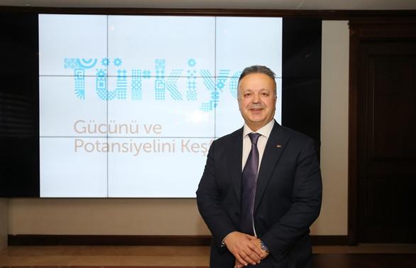 TİM Başkanı Gülle: İhracat ailesi Türkiye'nin dinamosu