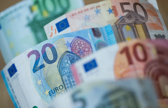 Euro Bölgesi'nde ÜFE mayısta düştü