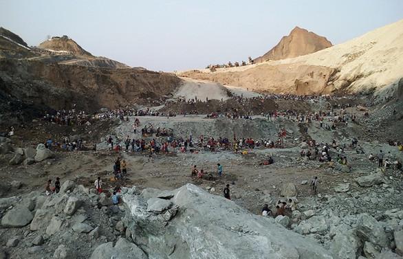 Myanmar'daki madende heyelan: 113 ölü