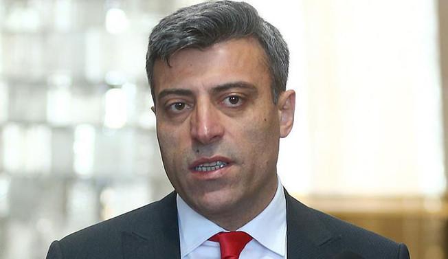 Yenilik Partisi kuruluş dilekçesi, İçişleri Bakanlığına verildi