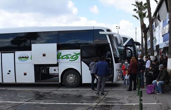 TOFED Genel Başkanı Özcan: Bu Kurban Bayramı'nda pek yolcu yok