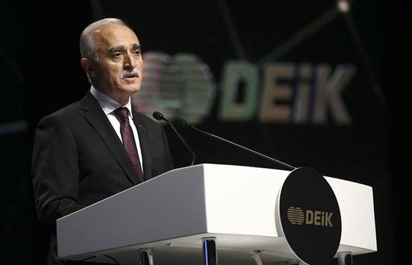 DEİK Başkanı Olpak: Güvenli tedarik zinciri sağlayan kazanan olacak