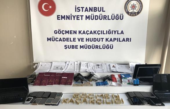 17 ilde düzenlenen insan kaçakçılığı operasyonunda 23 tutuklama