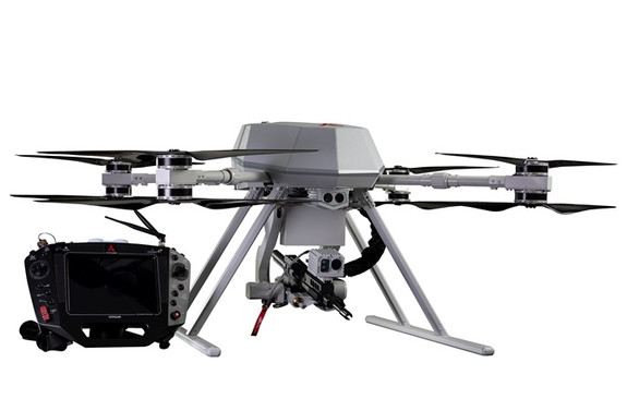 Silahlı drone Songar'a Yerli Malı Belgesi