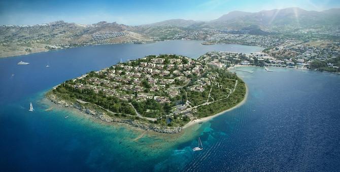 Aksoy Holding ve Marriott International'dan Bodrum'da iş birliği