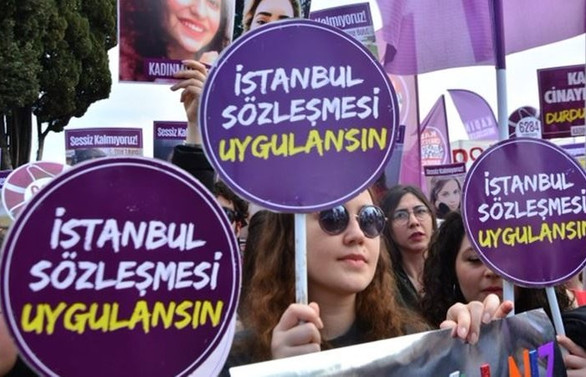 İstanbul Sözleşmesi yaşatır