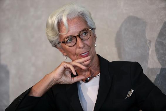 Lagarde: AB kurtarma fonu dayanışmanın işareti