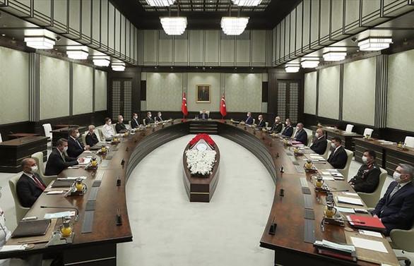 MGK toplantısında 'Libya ve Kıbrıs' mesajı