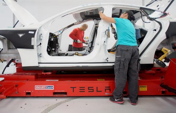 Tesla, yeni Gigafatory'yi Teksas'ın başkenti Austin'e kuracak
