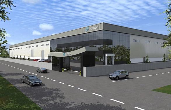 İskefe Holding, Bolu Gerede'ye ikinci jelatin fabrikasını açtı