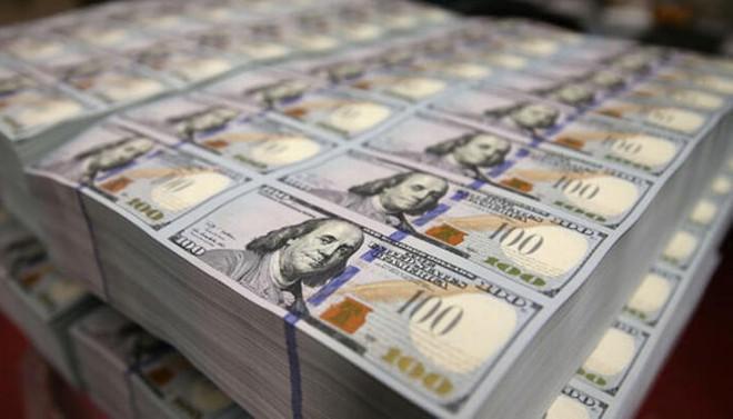 MB, döviz rezervi 381 milyon dolar azaldı