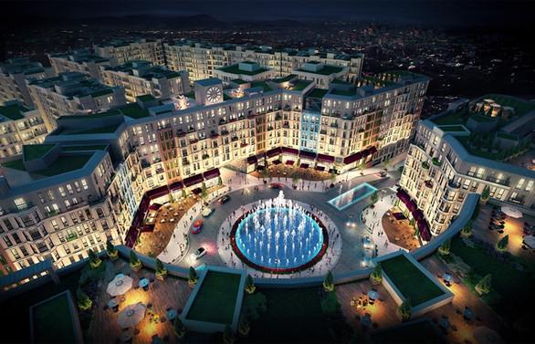 'Meydan Ardıçlı'dan yabancı yatırımcıya 80 ticari alan satışı