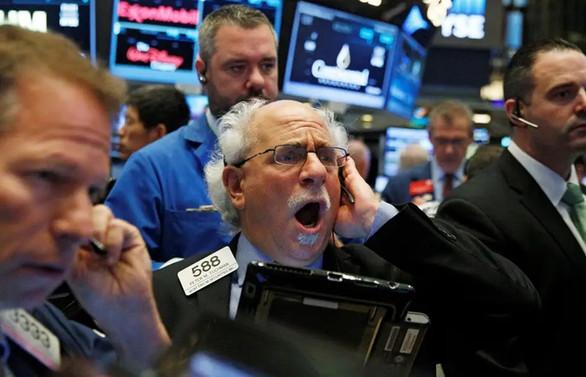 ABD borsası Çin ile artan gerilim nedeniyle negatif seyirde