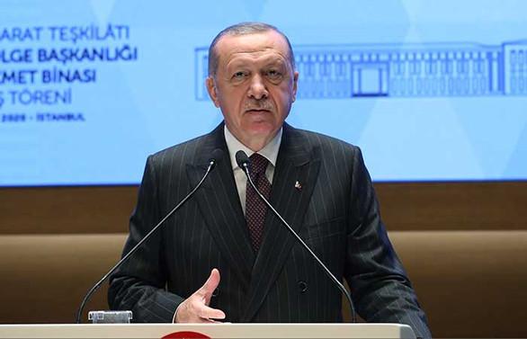 Cumhurbaşkanı Erdoğan: Libya'da MİT'in sağladığı destek oyun değiştirici role sahip