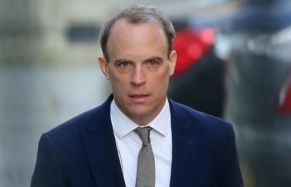 İngiltere Dışişleri Bakanı Raab: Önlemler alınmadığı takdirde ikinci dalgayı yaşayabiliriz