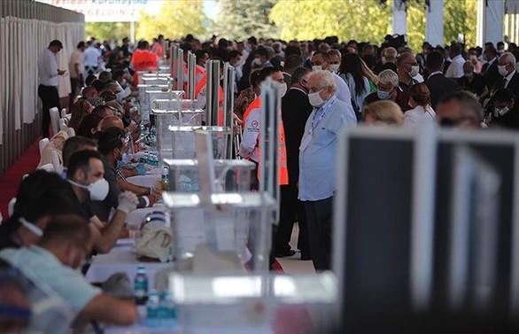 CHP'nin PM seçimlerinde en fazla oyu Öztrak aldı