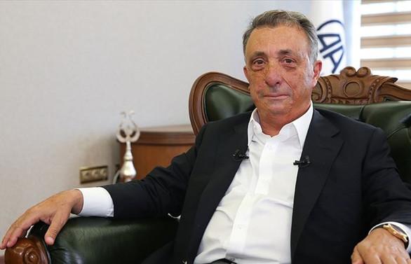 Beşiktaş Başkanı Çebi: 10 milyon lira bağışlamaya karar verdik