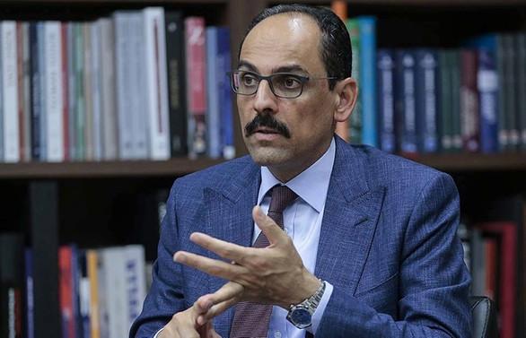 Cumhurbaşkanlığı Sözcüsü İbrahim Kalın'dan NAVTEX açıklaması