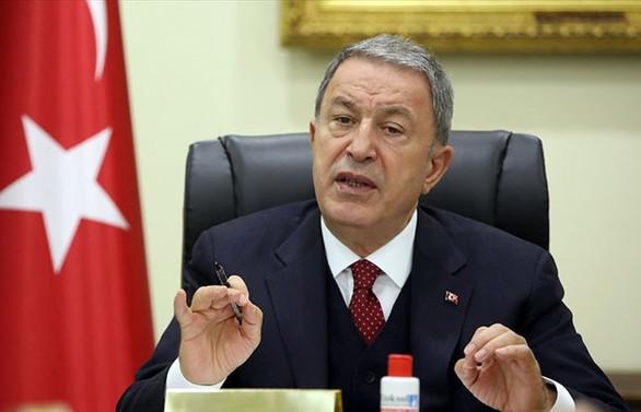 Bakan Akar: Türkiye F-35 programının aynı zamanda ortağıdır