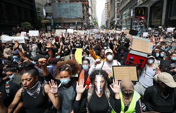 'Floyd' protestoları ABD tarihindeki en geniş katılımlı eylem