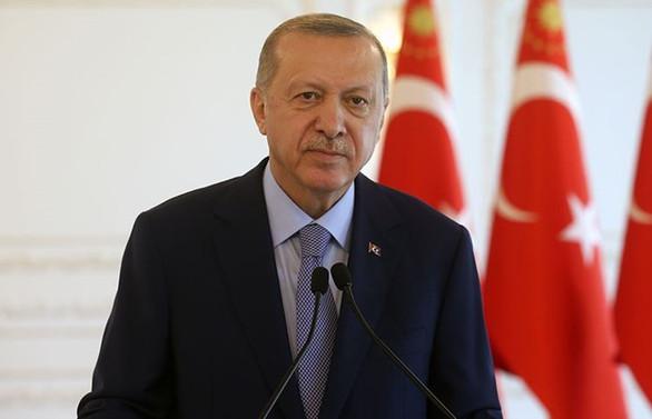 Cumhurbaşkanı Erdoğan: Salgın dönemini başarıyla yönettik