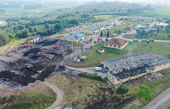 Sakarya'da havai fişek fabrikasındaki patlamaya ilişkin 3 gözaltı