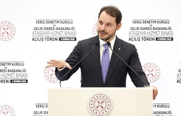 Albayrak: Türkiye normalleşme döneminde pozitif ayrışan ülkelerden biri oldu
