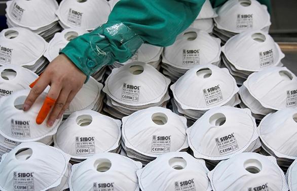 Hibe maske sayısı 500 milyona ulaştı