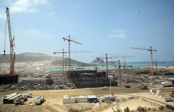 Türkiye'nin ilk nükleer güç santralinin yapımında yerli ürün atağı