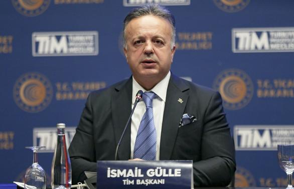 TİM Başkanı Gülle: Rekorların kırılacağı yeni bir dönem olacak