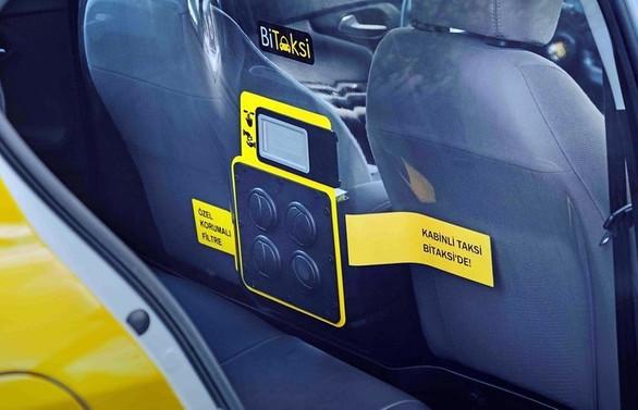 Bitaksi ve Fiat taksilere 'kabin' getirdi