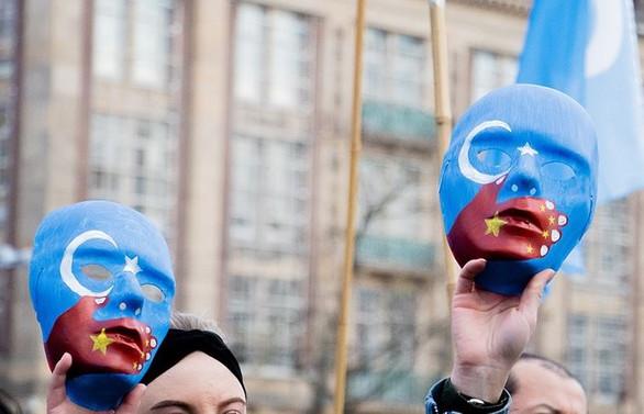 ABD'den Çinli yetkililere 'Uygur' yaptırımı