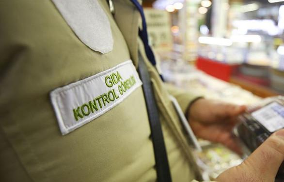 Gıda denetimlerinde 7 ayda 63 milyon lira ceza