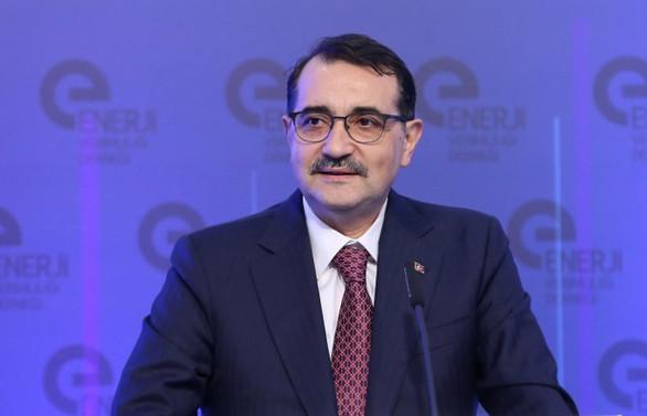 Bakan Dönmez, Oruç Reis'in çalışma alanına ulaştığını duyurdu
