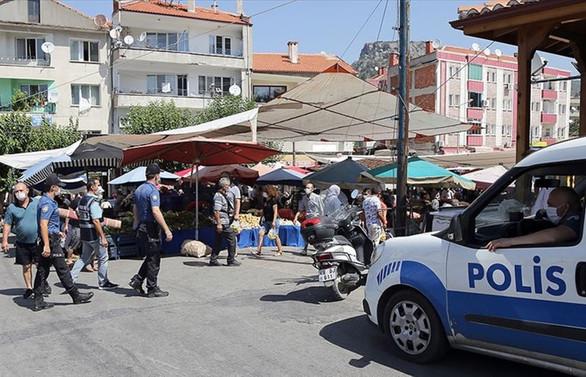 Türkiye geneli COVID-19 denetimleri yapılacak