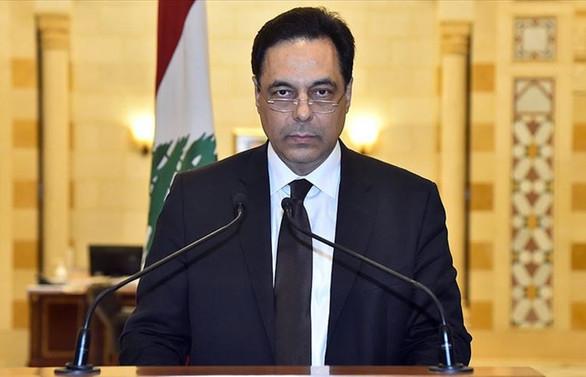 Lübnan'da hükümet istifa etti