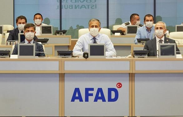 İstanbul'da Filyasyon Çalışmaları Takip Kurulları oluşturuldu