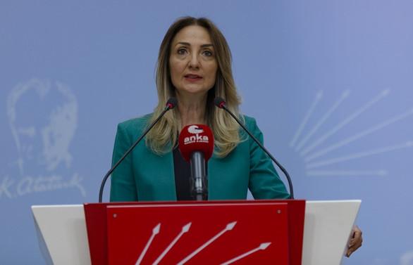 CHP Kadın Kolları Genel Başkanı Nazlıaka: İstanbul Sözleşmesi tartışmaya açılamaz