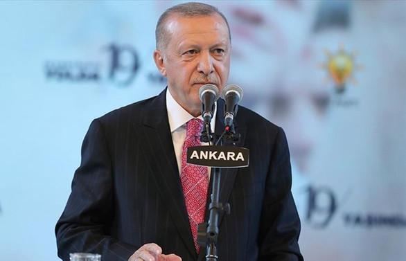 Cumhurbaşkanı Erdoğan: 2022 yılı sonunda aracımız banttan inecek