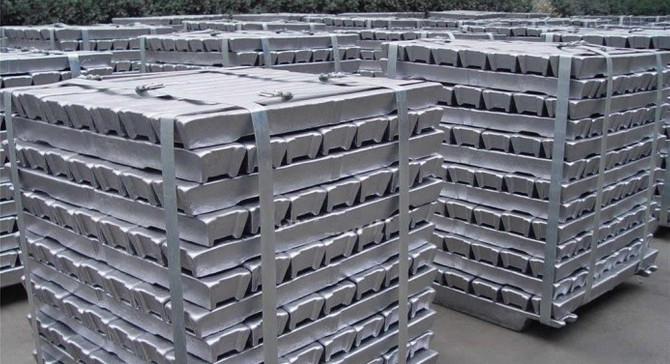Çin'den alüminyum üretimi rekoru