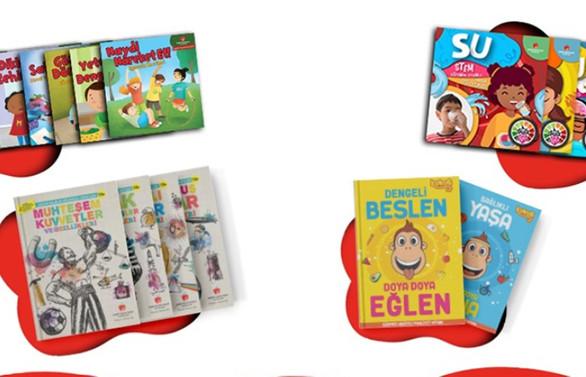 Sabri Ülker Vakfı Yayınları'ndan 1 milyonuncu kitap