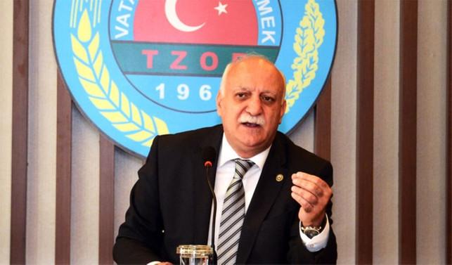 TZOB Başkanı Şemsi Bayraktar: Domates ihracatının önü açılsın