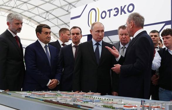 Rus devi Türkiye'den çekiliyor
