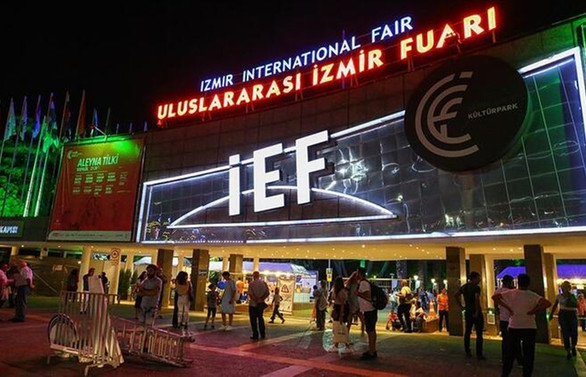 89. İzmir Enternasyonal Fuarı 9-13 Eylül'de düzenlenecek