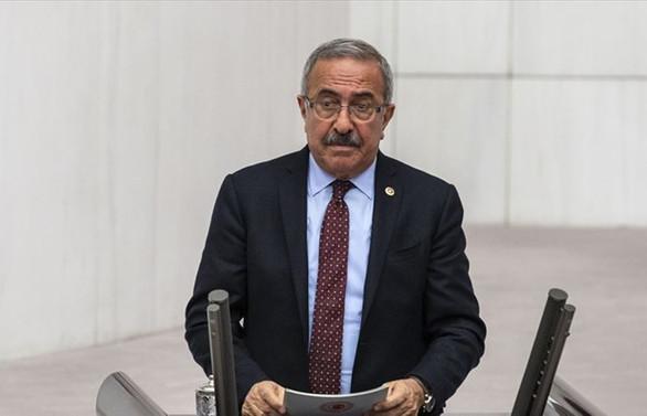 CHP Milletvekili Baha Ünlü koronavirüse yakalandı