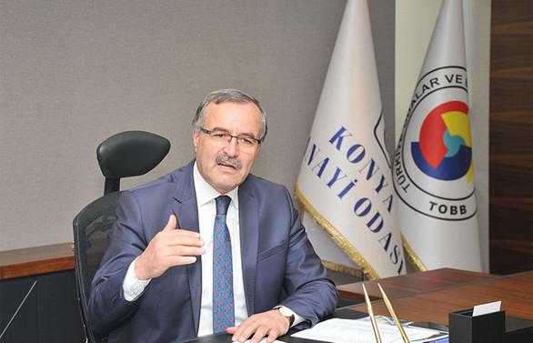 """""""Konya, imalat sanayisinde güçlü toparlanıyor"""""""